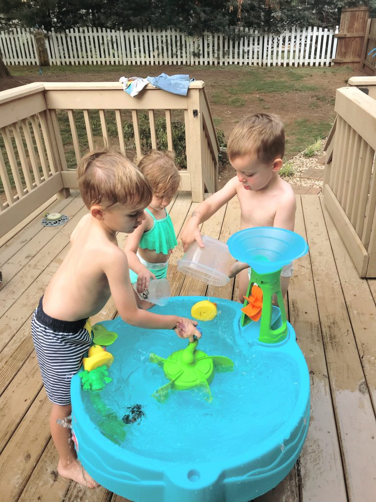 Water Table Review