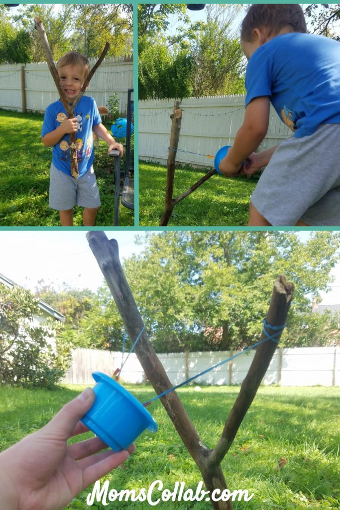 DIY Slingshot Craft