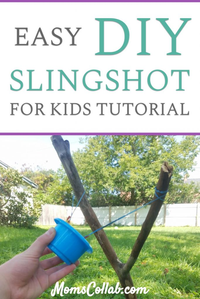 DIY Sling Shot Kids