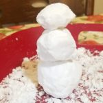 How to Make Unscented Fake Snow for Your Toddlers Sensory Bin