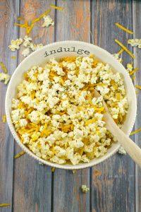 Harvest Popcorn Road Trip Snack