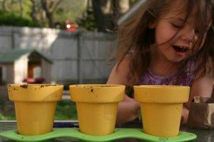 Indoor Activities for Kids gardening kit
