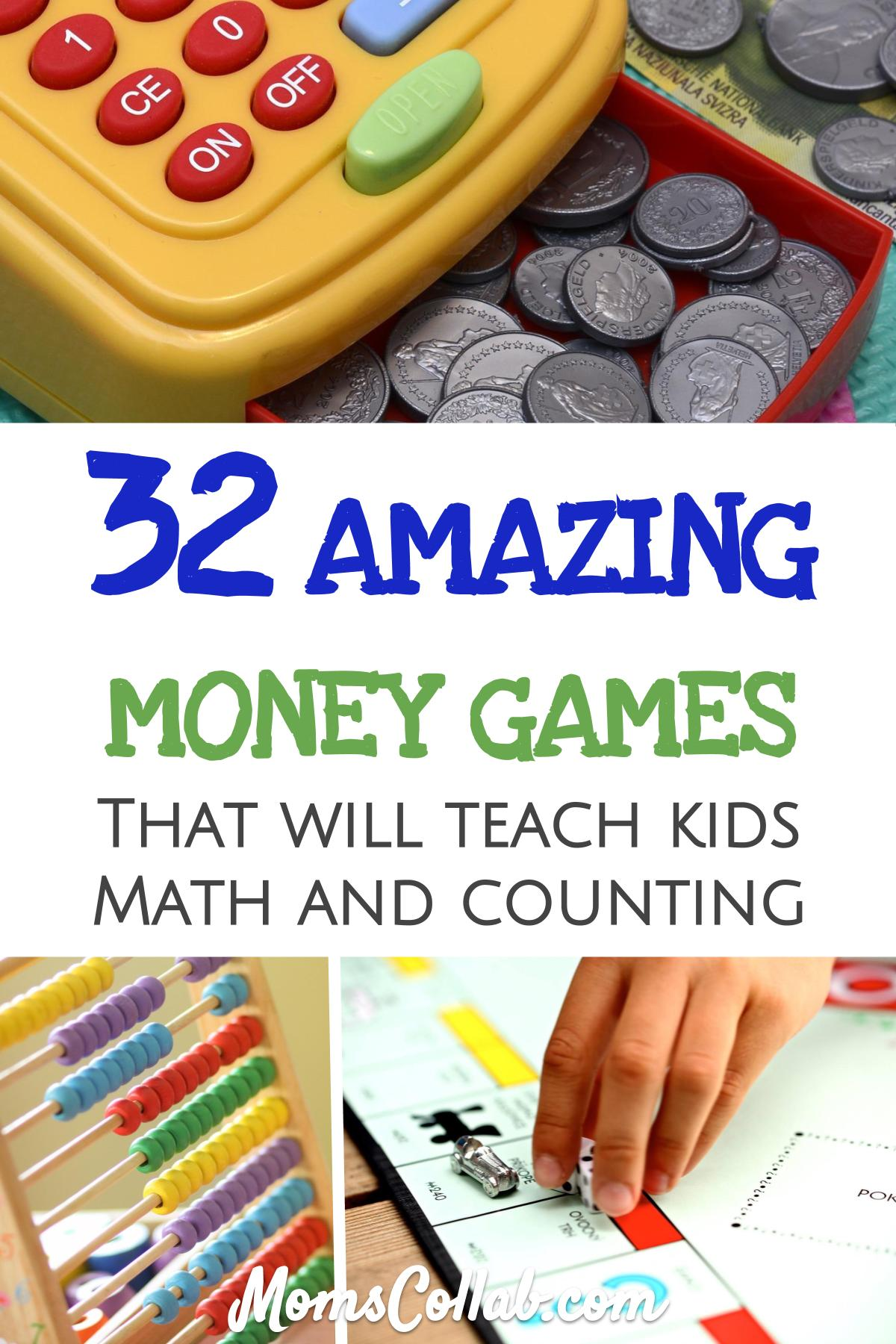 amazing money games
