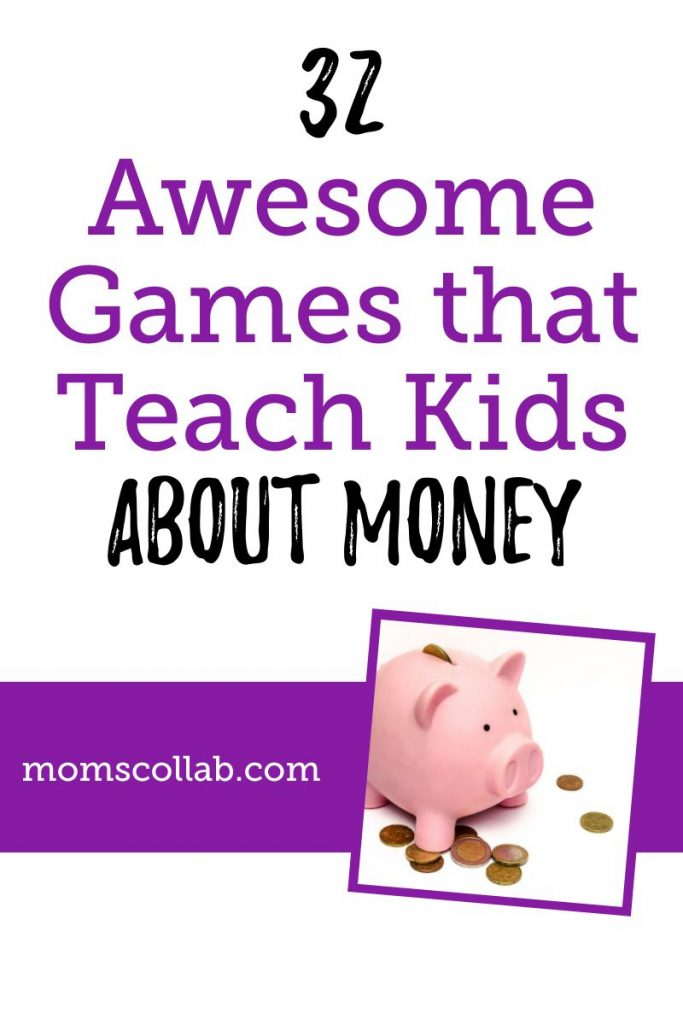 games that teach kids about money