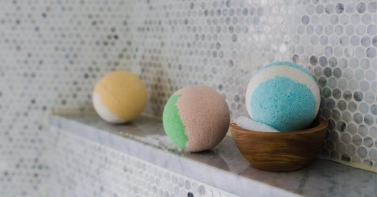 DIY Bath Bombs For Kids (and Moms) in 5 Easy Steps