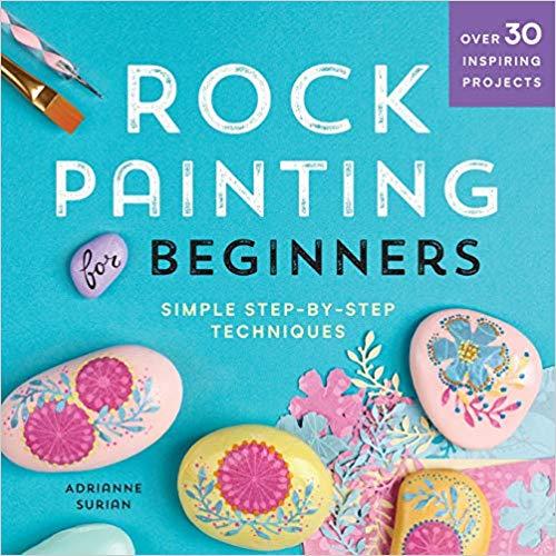 rock painting techniques