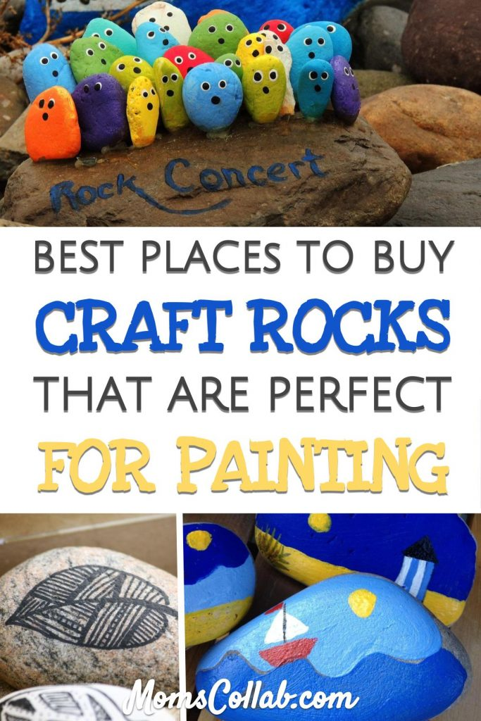 rocks for painting