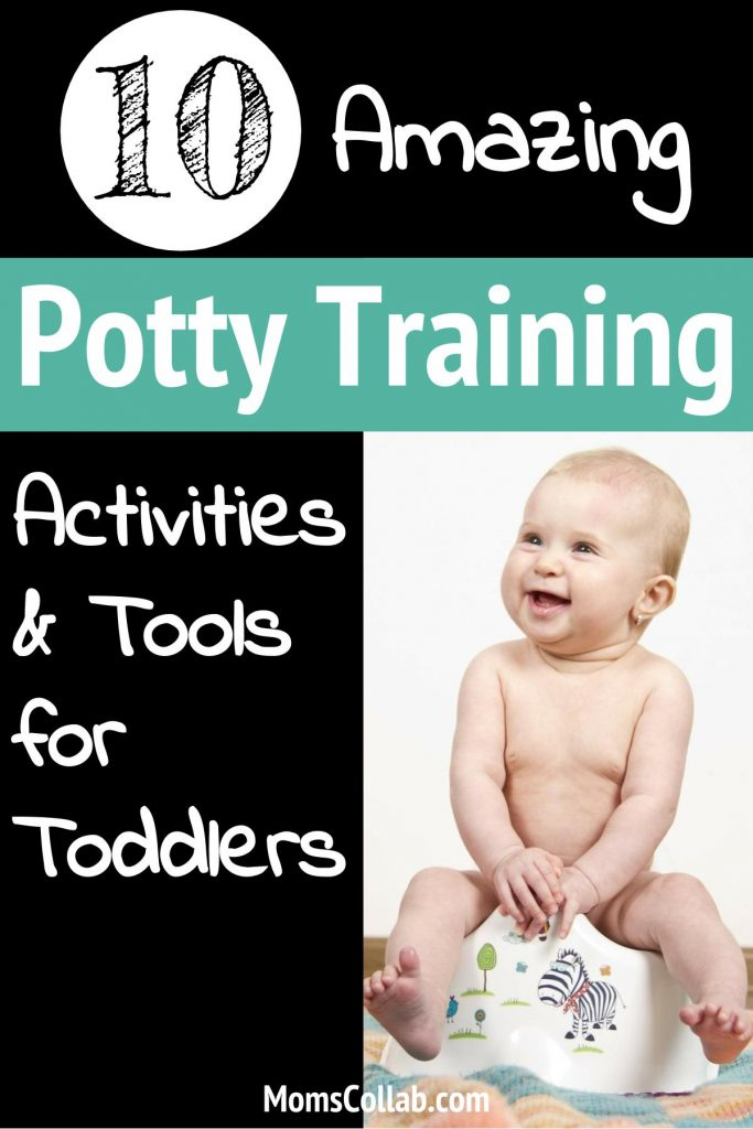 potty training activities for toddlers