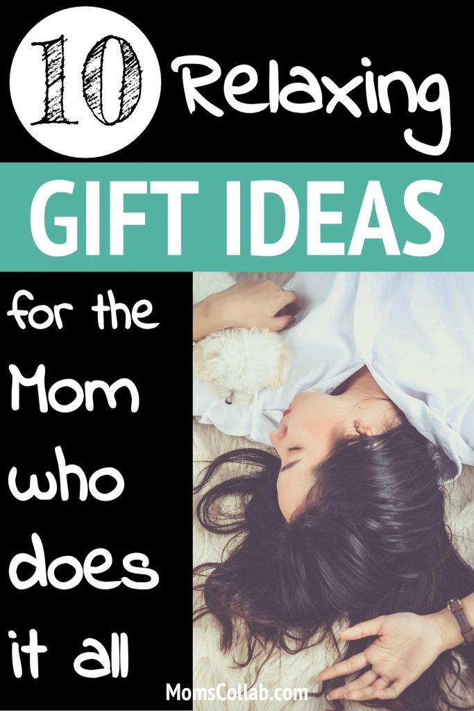 relaxation gifts for women