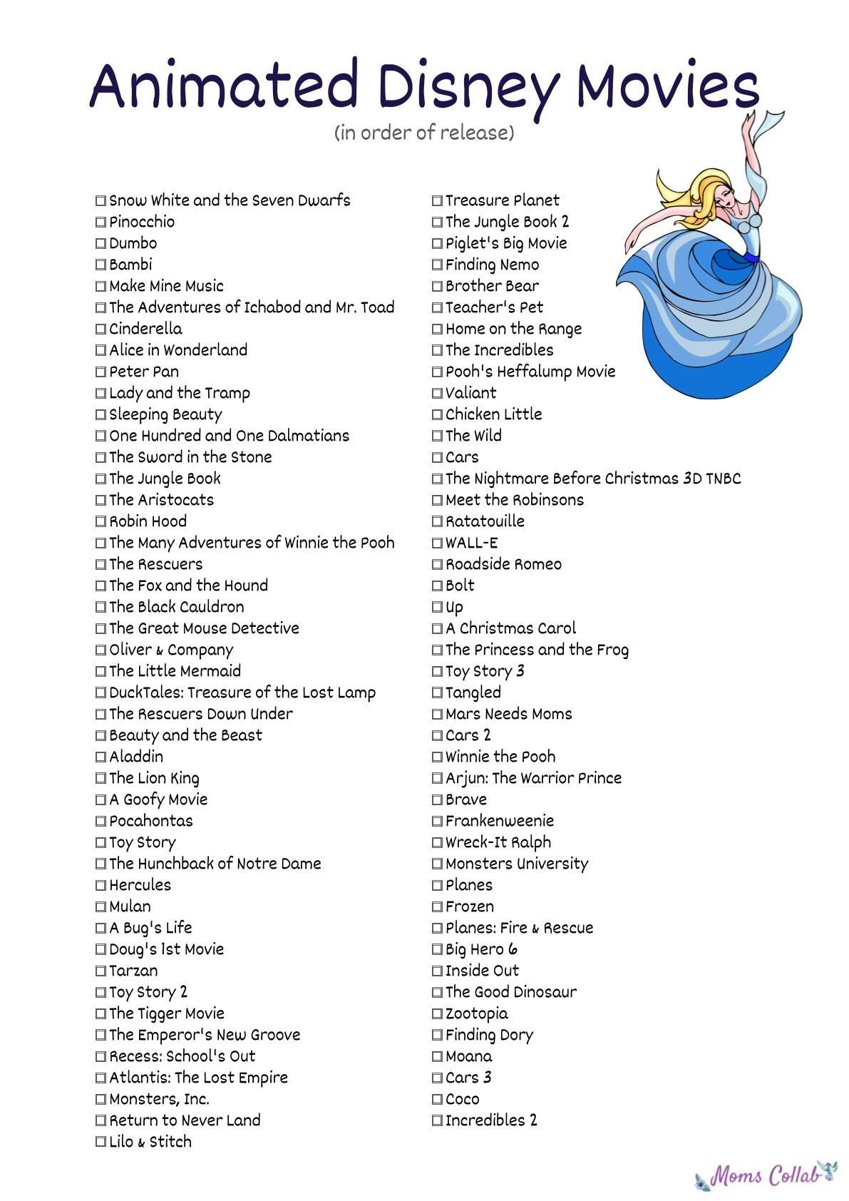e0a4cacb47f Disney Movies List That You Can Download For FREE