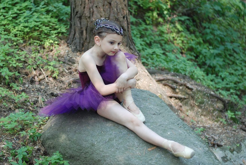 Ballet Costume Dress-up