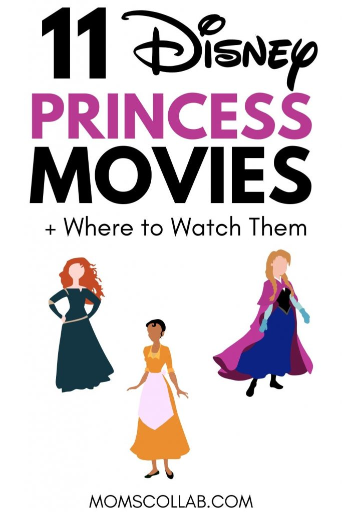 Disney Princess Movies