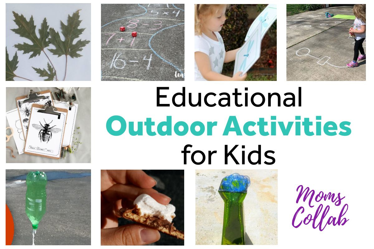 Educational Outdoor Activities for Kids