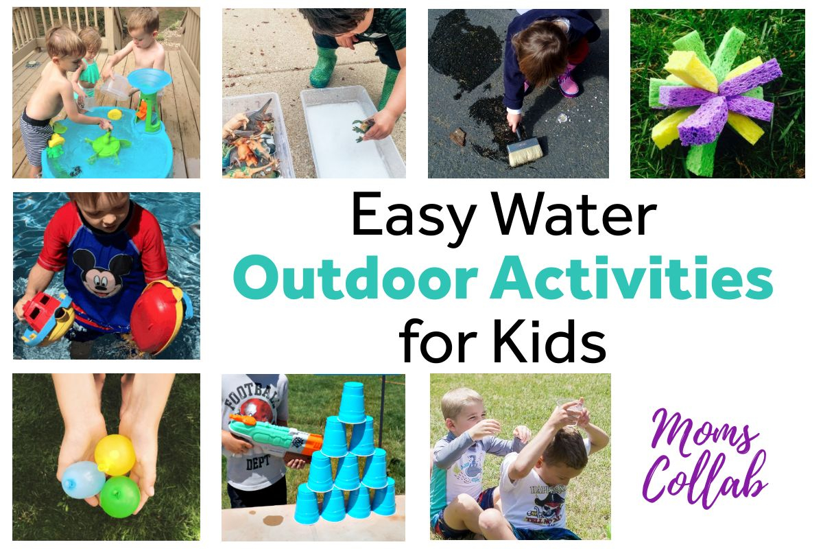 Water Outdoor Activities
