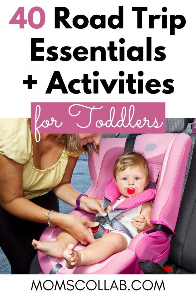 Essential Road Trip Activities for Kids