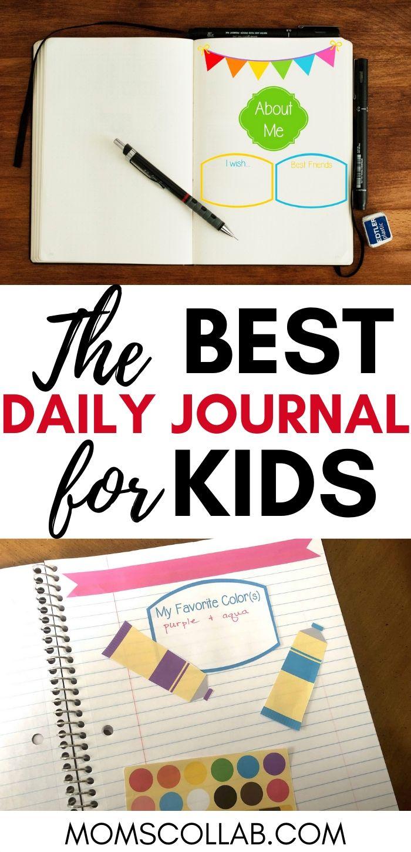 Best Journal Starter Kit for Kids