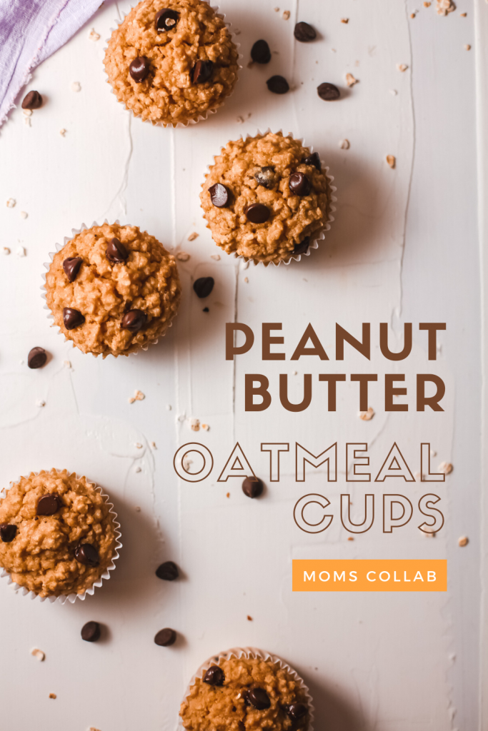 Peanut Butter Oatmeal Cups