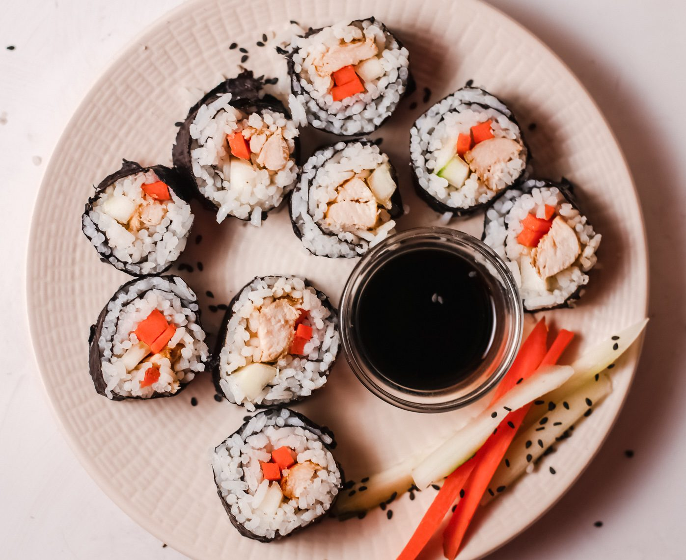 the best sushi for kids