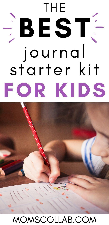 The Best Journal Starter Kit for Kids
