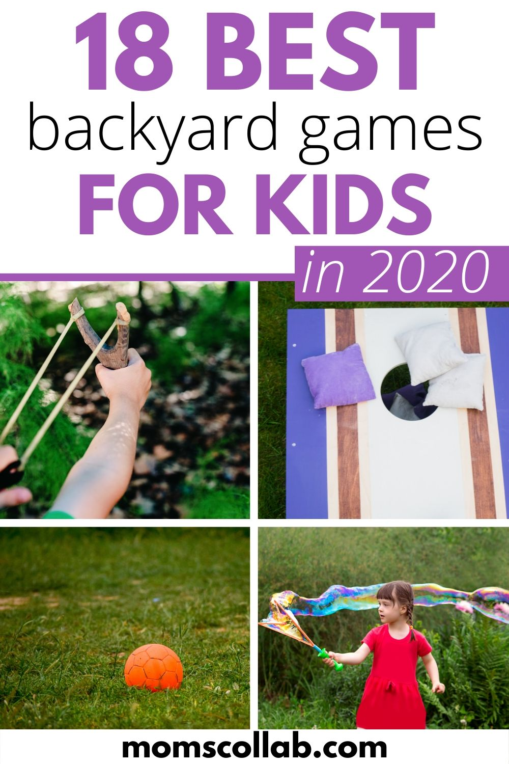 Best Backyard Games for Kids
